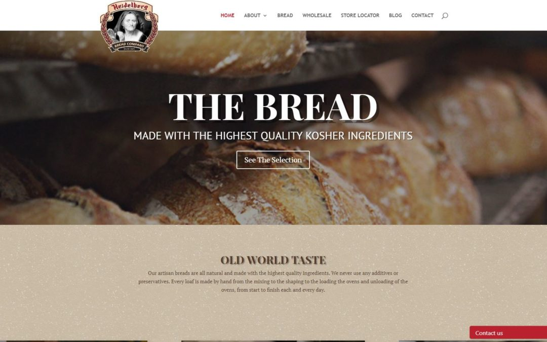 Heidelberg Bread