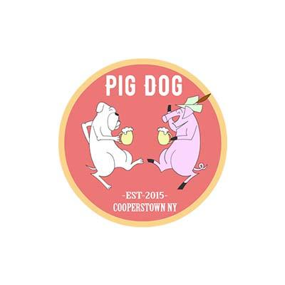 Pig Dog Food Truck